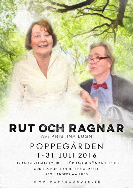 Rut och Ragnar | Poppegården 2016