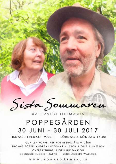Sista Sommaren | Poppegården 2017