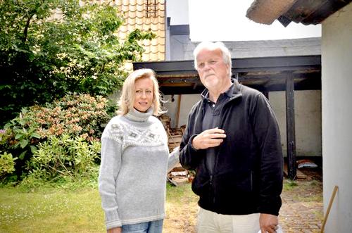 Karin Bergquist och Bo G Andersson - Poppegården 2021